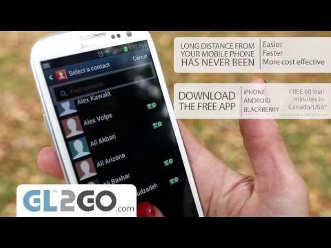 GL2GO Calling App
