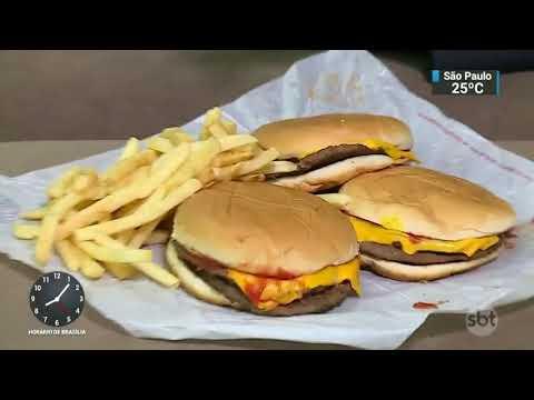 OMS alerta para aumento no número de crianças e adolescentes obesos | SBT Brasil (11/10/17)