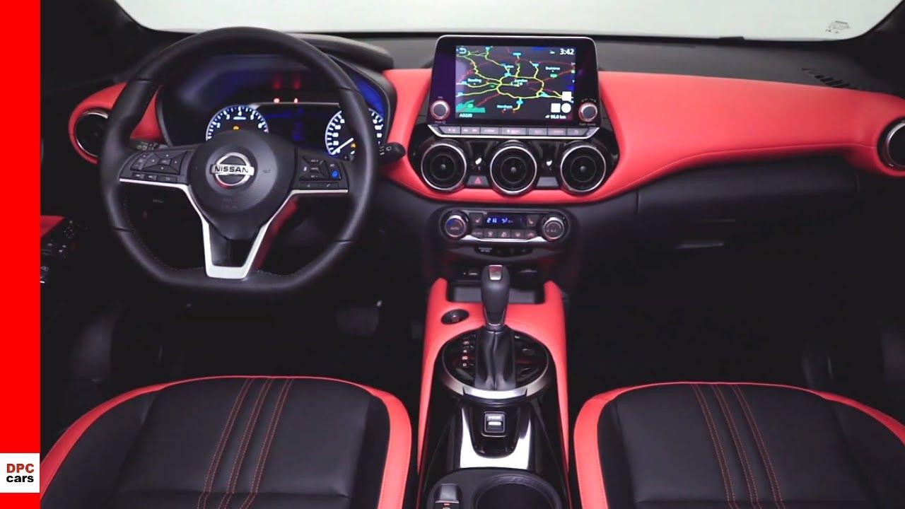 2020 Nissan Juke Interior Cabin Youtube