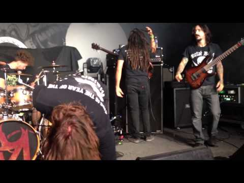 Abiotic Live Full Set Texas Independence Fest 2015 Day 1 HD