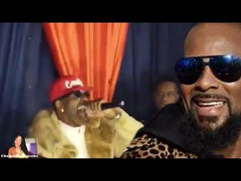 R. Kelly Cops Called During Bday Bash | Warrant Issued For Ex Manager | R Kelly Evicted? Mp3