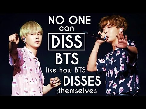 No One Can Diss BTS Like How BTS Disses Themselves #3