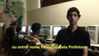 Telecentros.BR Polo Sudeste Telecentro Milton Campos BH MG Monitor Leonardo Augusto -