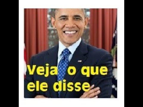 Discurso de Barak Obama em São paulo