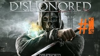 Lets Play Dishonored Deutsch Part 1 German Walkthrough Gameplay 1080p