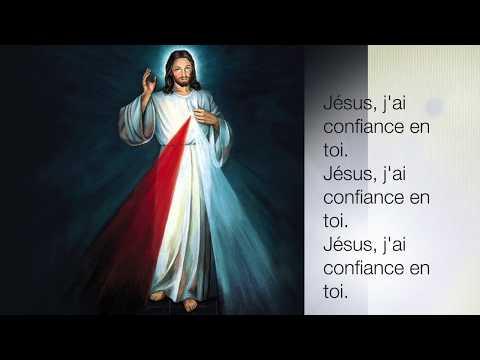 Jesus j'ai confiance en toi - Prière de Claude de La Colombiere