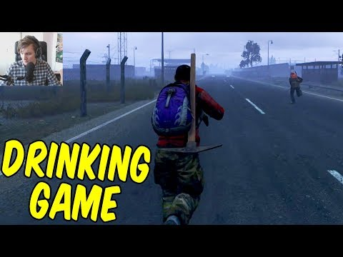 DayZ Drinking Game with Teo