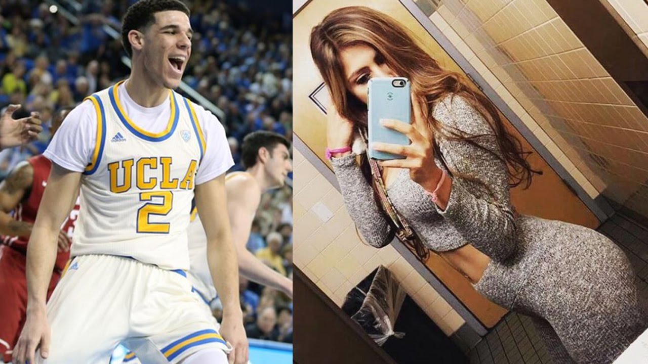 Meet Lonzo Ball S Crazy Hot Girlfriend Denise Garcia Youtube