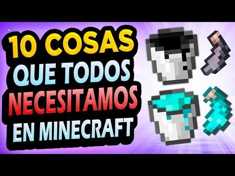 ✅ 10 Cosas Que Mejorarían Minecraft!! #5
