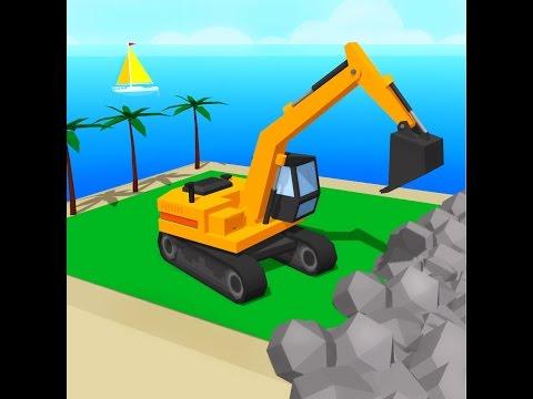 Dubai Beach Construction Games thumb