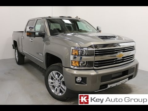 2017 chevrolet silverado 2500hd high country youtube. Black Bedroom Furniture Sets. Home Design Ideas