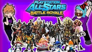 PLAYSTATION ALL-STARS BATTLE ROYALE: The Best Smash Clone - Shad0