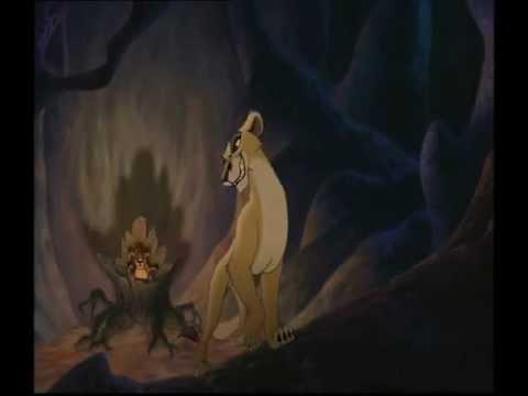 Король лев 4 МЕСТЬ ЗИРЫ - YouTube