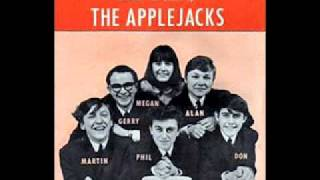"THE APPLEJACKS -  ""TELL ME WHEN"""