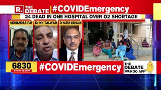 What Should India Do As It Grapples With Deadly Second COVID-19 Wave? | The Debate