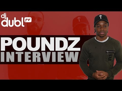 Poundz Interview - Opp Thot going viral & reaching Top 40, Kano cosign, compares his music to Drake