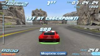 Play Turbo Racing 2 Game Online