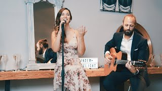 Every Little Thing She Does Is Magic | Tandem deLight | acoustic cover