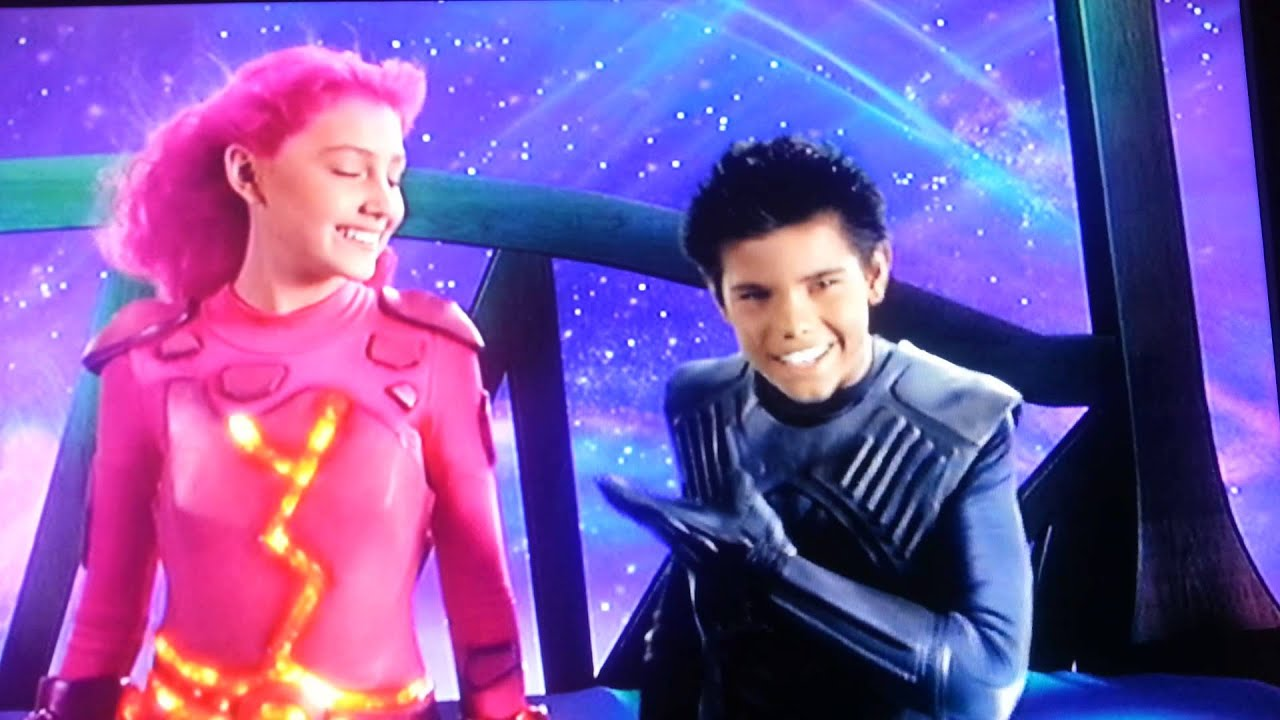 shark boy and lava girl kissing