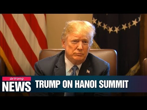 Kim Wanted To Remove 1 Or 2 Of Five Nuke Sites During Hanoi Summit: Trump