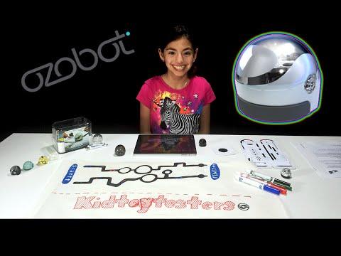 Ozobot Hands on Racing, Programming and Coding  - KidToyTesters