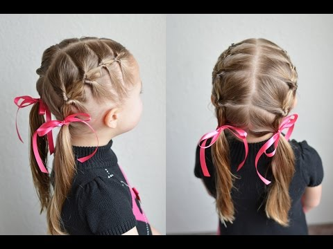 7 Easy Back To School Hairstyles For Girls Ps They Re Hat