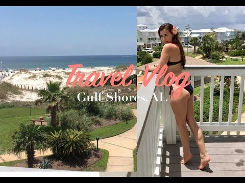 Travel Vlog | Gulf Shores, AL