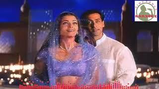 Chaand chhupa baadal mein  Hindi karaoke for Male singers with  lyrics