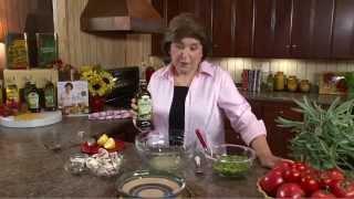 Mushroom & Celery Salad With Filippo Berio Extra Virgin Olive Oil