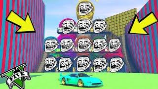 GTA 5 ONLINE 🐷 GARE TROLL 🐷N*33🐷 GTA 5 ITA GAMEPLAY 🐷 DAJE !!!