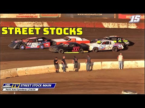 Feature: Street Stock Main Events from Perris Auto Speedway