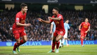 FIFA 15 Demo PC Gameplay - Liverpool vs Manchester City