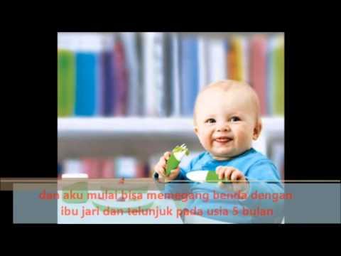 Perkembangan Bayi usia 0-2 tahun