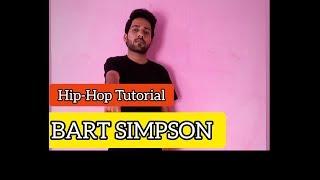 Bart Simpson   Hip-Hop Dance Tutorial   Step By Step Tutorial In Hindi   Ranbir Soni Tutorial