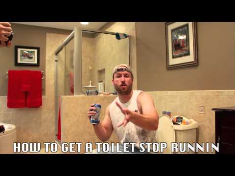 Gallery of how to get your toilet to stop running