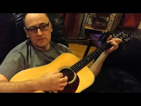 Blue moon chord song