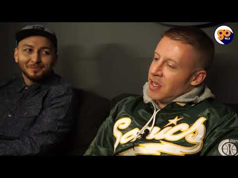 Macklemore interview with Auggie 5000