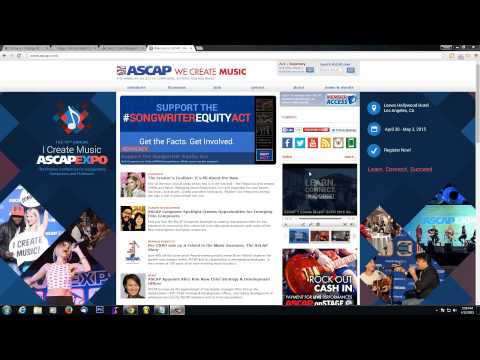 ASCAP and BMI - Why You Need It Right Now