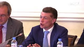 видео Заседание Общественной палаты