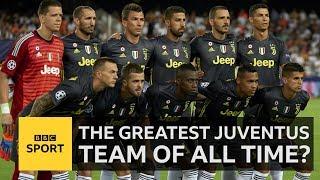 Ronaldo, Chiellini, Mandzukic - Is this the best Juventus team of all time? - BBC Sport