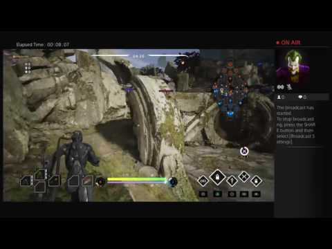 Its me David, today im streaming paragon. Everybody is welcome :)