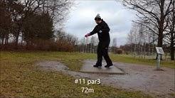 Siltamäki frisbeegolf -kierros / Jani Rainela