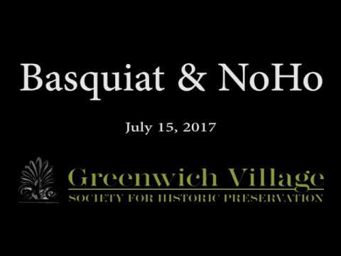 Basquiat & NoHo 7/15/17