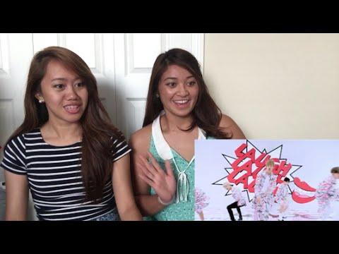 GOT7 - Laugh Laugh Laugh MV Short Ver. Reaction