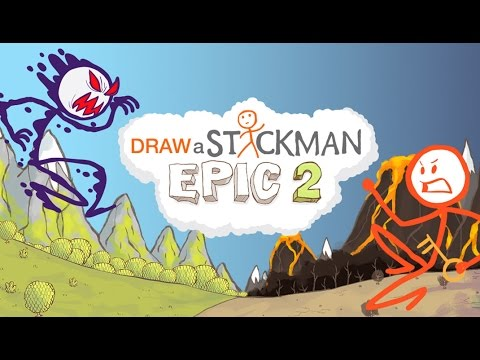 DRAW A STICKMAN: EPIC 2 - Amazing Adventure Begins