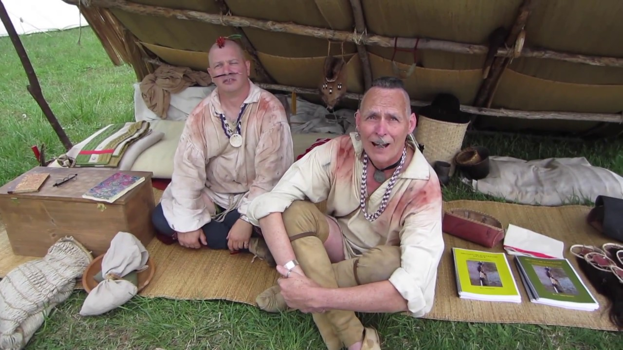 Fort Frederick 18th Century Market Fair 2017 Part 2 Campers and Craftsmen