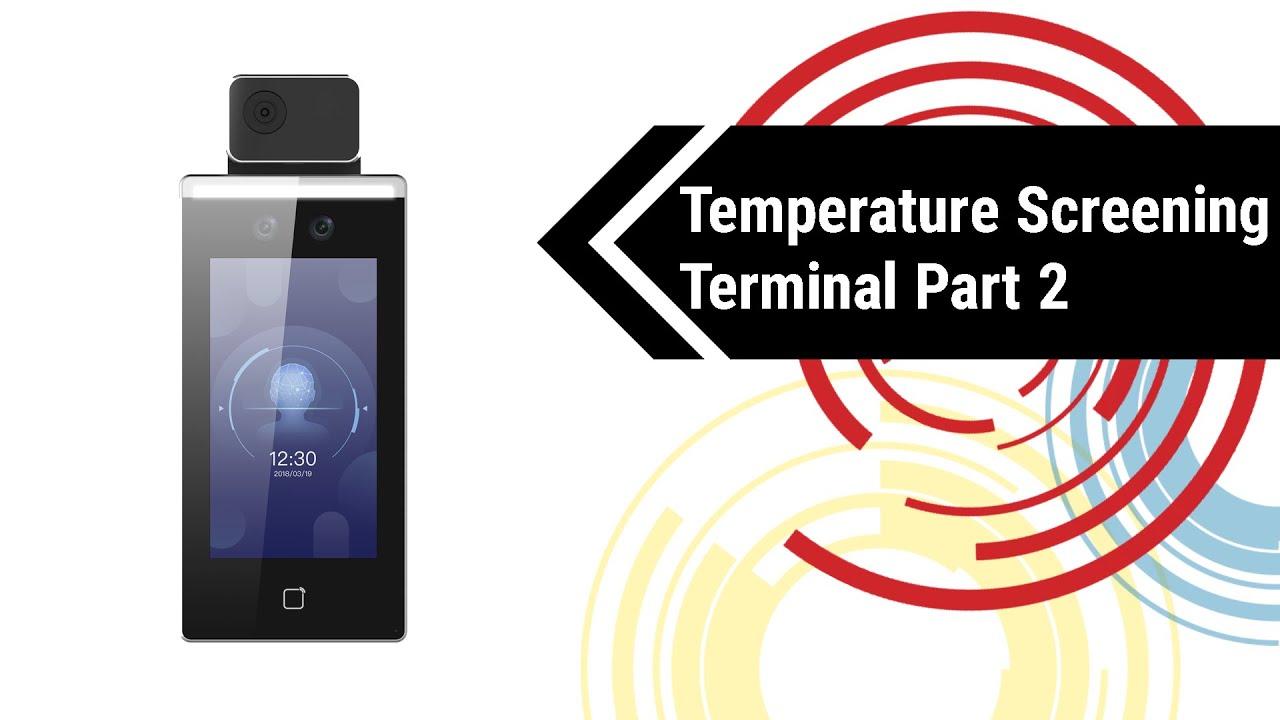 Temperature Screening Device