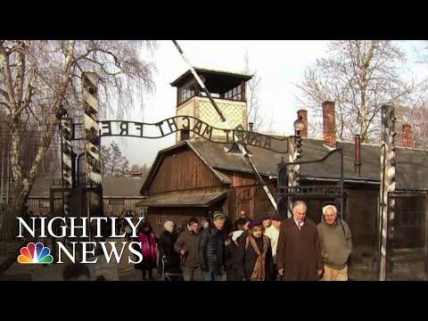 Holocaust Survivors Mark