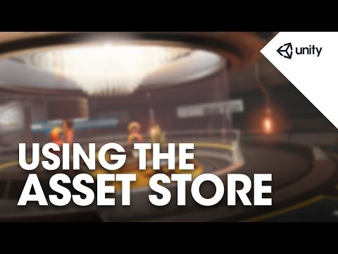 How to use the Asset Store - Unity Official Tutorials