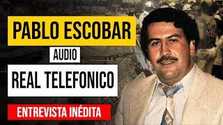 Pablo Escobar audio real filtrado | Entrevista inédita al Patrón